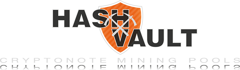 HashVault CryptoNight Mining Pool